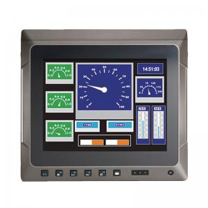 "Axiomtek GOT610-837 10.4"" In-Vehicle Panel Computer with Auto Dimming"
