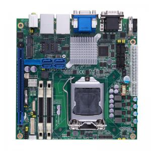 Axiomtek Mano882 Mini-ITX Server Board with Intel Xeon CPU