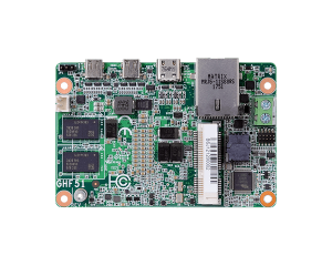 "DFI GHF51 1.8"" Small Form Factor Industrial Motherboard with Mini PCIe and SMBus"