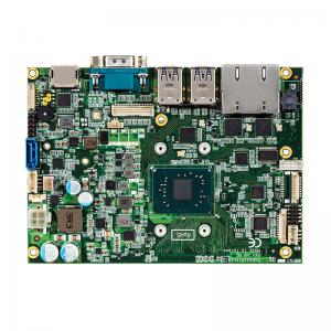 "3.5"" Intel Pentium/Celeron SBC with 6 USB 2 LAN and DIO"