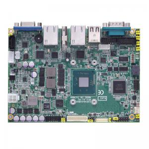 "3.5"" Intel Atom E3845/E3827 SBC with 2 LAN, 4 COM, -40°C to 80°C"
