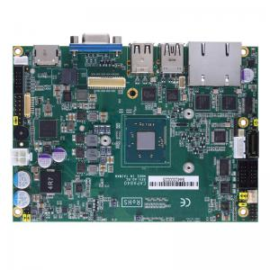 "3.5"" Intel Celeron J1900 SBC with 2 LAN, 2 COM, 8 DIO -20°C ~ +70°C"
