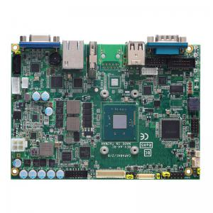 "3.5"" Intel Celeron N2807 1.58GHz SBC with 1 LAN, 4 COM, DIO  -20°C ~ +70°C"
