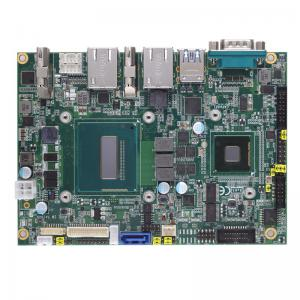 "3.5"" Intel Core 4th/5th Generation SBC with 2 LAN, 4 COM, DIO -20°C ~ +70°C"
