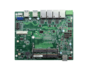 "DFI SU256-SCM 4"" 6th Gen Intel Core SBC with 4 x Intel GbE, 6 x USB & 1 x HDMI"