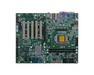 ATX Intel H81 4th Generation Core with 5 PCI and 10 COM