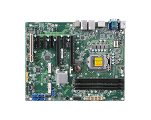 DFI CS631-Q370 8th/9th Gen Intel Core Industrial ATX Motherboard with Intel Q370