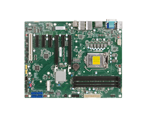 DFI CS650-Q370 8th/9th Gen Intel Core Industrial ATX Motherboard