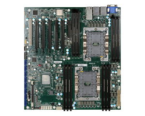 DFI PR810-C622 1st/2nd Gen Intel Xeon Family Industrial EATX Motherboard