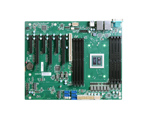 DFI SO630 AMD EPYC 3000 Series ATX Motherboard w/ 8 DDR4 RDIMM/UDIMM up to 256GB
