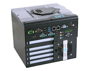 DFI EC550-EC551-HD Fanless Embedded 4th Gen Intel Core Modular-Designed System