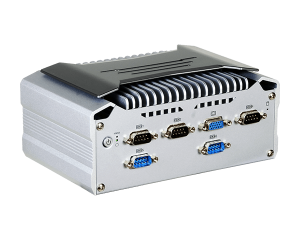 VC70B-KU Compact and Fanless In-Vehicle System