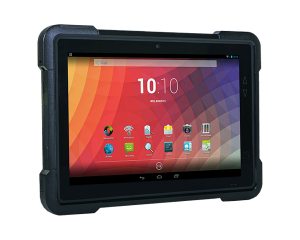 "DFI ART101 10.1"" ARM Based Rugged Android Tablet PC with Dual Cameras"