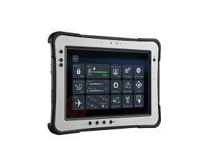 "DFI RPC101-BT 10.1"" High Brightness Rugged Tablet PC with Intel Atom E3800"