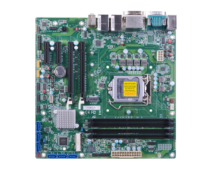 DFI CS331-C246 Intel Core, Pentium and Celeron Industrial Micro-ATX Motherboard