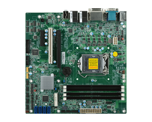 DFI KD330-Q170 Intel Core, Pentium and Celeron Industrial Micro-ATX Motherboard
