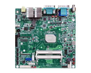 DFI AL102 Industrial Mini-ITX Motherboard With Intel Atom® x7-E3950