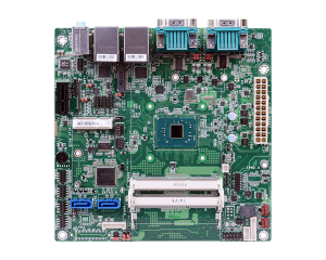 DFI AL170 Industrial Mini-ITX Motherboard With Intel Processors