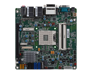Mini-ITX Intel HM67 Core i3 i5 i7 & Celeron with PCIe[x16]