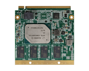 DFI AL700 Qseven Module with Intel Atom E3900 Series + Supports triple displays