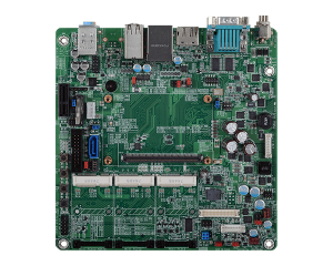 DFI COM100-B Carrier Board with Mini-ITX form factor & Supports Mini modules