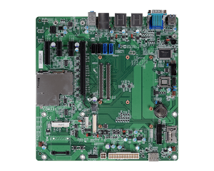 DFI COM331-B with COM Express R2.0, Pin-out Type 6 and microATX form factor