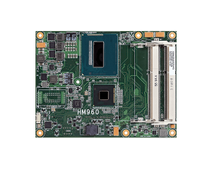 DFI HM960-QM87 COM Basic Type 6 with 4th Gen Intel Core & Intel QM87 Chipset