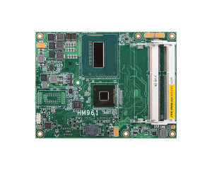 DFI HM961-QM87 COM Express Basic Type 6 supports 4th Gen Intel Core Processor