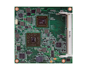 DFI OT905-B Compact Type 2 with AMD Embedded G-Series APU Based / AMD A55E