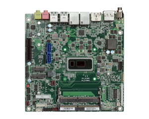 DFI WL171/WL173 8th Gen Intel Core Mini-ITX Motherboard with Multiple Expansion