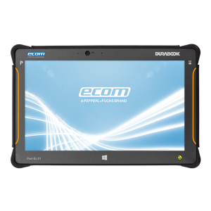 Ecom Pad-Ex 01 P8 DZ2 Zone 2 and Division 2 Windows Tablet