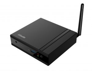 Fanless Super Compact Low Cost Computer w/Celeron N2807, Intel HD Graphics & 3G