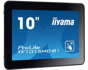 iiyama TF1015MC-B1 Open Frame PCAP 10pt Touch Screen with a Foam Seal Finish
