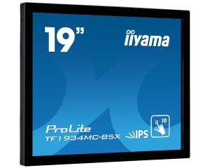 iiyama TF1934MC-B5X 19'' Open Frame 10pt Touch Monitor Featuring IPS Panel