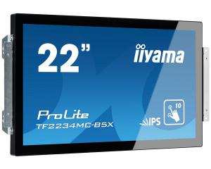 iiyama TF2234MC-B5X 10pt touch Open Frame monitor with IPS panel