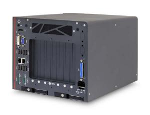 Neousys Nuvo-8034 Rugged Embedded Computer with 7 x PCIe/PCI Expansion Slots