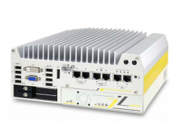 Neousys Nuvo-7200VTC Coffee Lake In-Vehicle Computer 4 or 8 PoE+ Ports