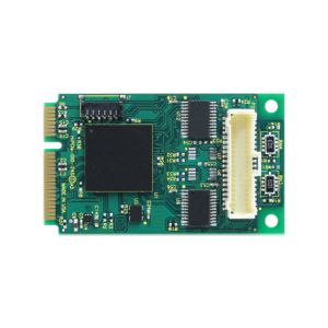 24-Channel Digital I/O PCI Express Mini Card