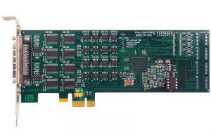 8-port PCI Express Multi-Port Multi-Protocol Low Profile Serial Card