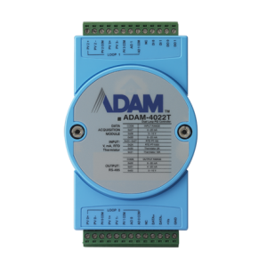 2-ch Serial Based Dual Loop PID Controller with Modbus