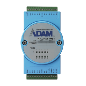 16-ch Isolated Digital Input Module with Modbus