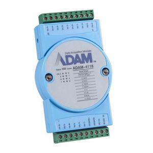 Robust 8-ch Thermocouple Input Module with Modbus
