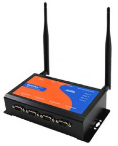 IoT Gateway with ARM Processor 2 x LAN 4 x COM & 2 x MiniPCIe Expansion