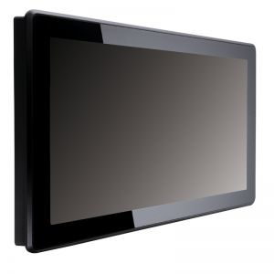 "15.6"" WXGA Fanless Multi Touch Panel PC with Intel Celeron J1900"