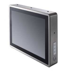 "17"" SXGA Full IP66/IP69K Stainless Steel Panel PC with Intel Atom CPU"