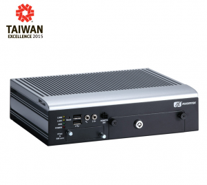 Fanless Railway PC with Intel Atom E3845 CPU with EN50155, EN50121, EN45545