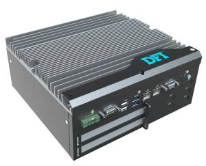 4th Gen Intel Core Fanless Embedded System with 2 x PCI/PCIe Slots