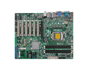 ATX Intel B65 Core i3 i5 i7 with 1 PCIe[x16] & 6 PCI