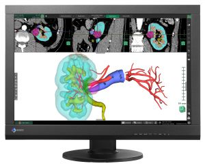 "24"" Clinical LCD Medical Display DICOM Part 14"