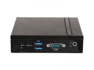 Ultra-compact Fanless Digital Signage PC with Intel Celeron Two or Four Core CPU
